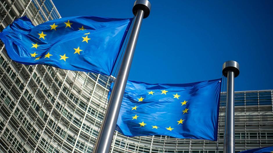 Die Europäische Kommission in Brüssel. 10.06.2019