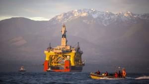 Shell darf vor Alaska nach Öl bohren