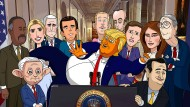 """""""Mein Arzt hat mir bestätigt, dass ich ein Mensch bin, und das lässt sich nicht heilen."""": """"Our Cartoon President"""" läuft auf Abruf bei Sky."""