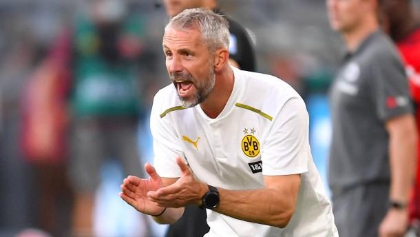Das Improvisieren in Dortmund hält an