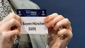UEFA Champions League draw in Nyon