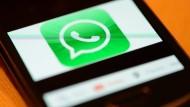 Mehr Sicherheit: Ab jetzt soll niemand mehr bei WhatsApp mitlesen können.