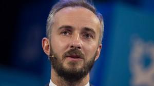 Jan Böhmermann zieht vors Bundesverfassungsgericht