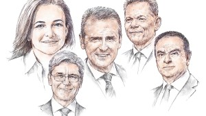 Die Moral, das Geschäft und das Managerjahr 2018