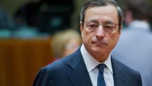 Mit Draghi haben die Tauben Aufwind
