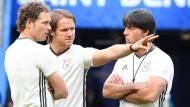 Jetzt sprechen die Assistenten des Bundestrainers