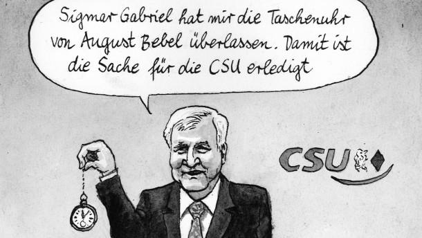 Seehofer fordert Untersuchung