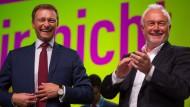 FDP-Spitzenkandidat Kubicki peilt zweistelliges Ergebnis an