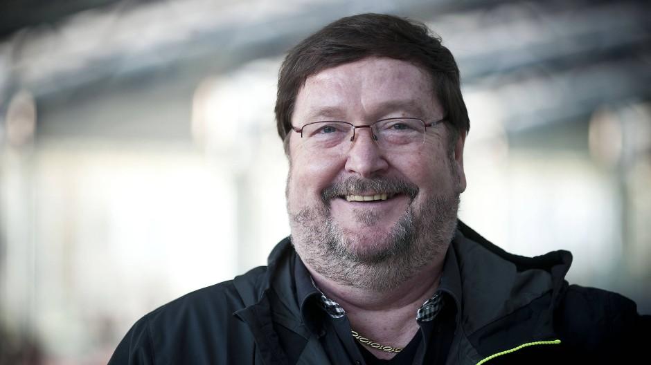 Wünscht sich mehr Anerkennung: Hochsprung-Trainer Günter Eisinger