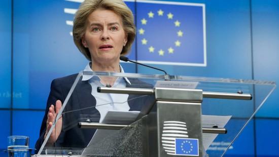 EU-Milliarden sollen wirtschaftliche Folgen abfedern