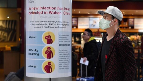 EU-Behörde rechnet mit weiteren Infektionen in Europa