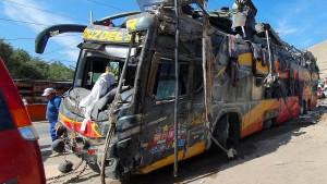 Busfahrer fuhr 70 Kilometer pro Stunde zu schnell