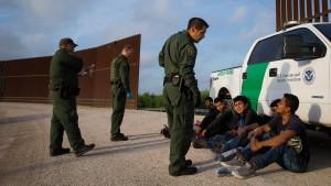 Trump, Mexiko und die Karawane