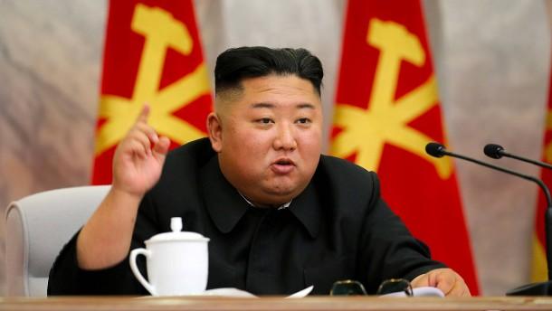 Nordkorea will atomare Abschreckung ausbauen