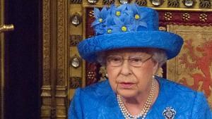 Queen's Speech fällt eine Nummer kleiner aus