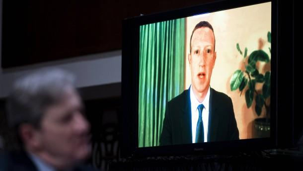 Facebook soll Whatsapp und Instagram verkaufen