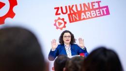 Weiß die SPD, was Hartz IV ist?