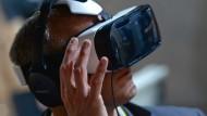 Die Oculus-Brille lässt auf sich warten