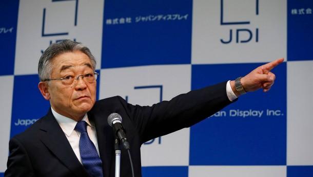 China rettet Japans nationalen Champion