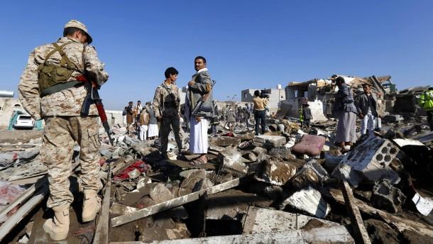 Toxisches Gemisch im Armenhaus Arabiens