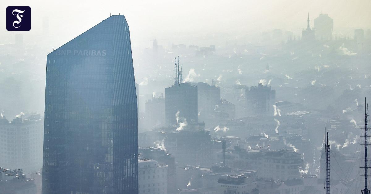 Neue Untersuchung: 400.000 Europäer sterben jedes Jahr wegen schmutziger Luft