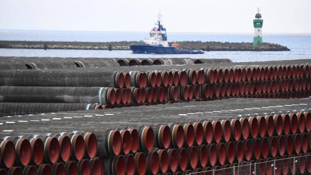 """Biden: """"Nord Stream 2 ist ein kompliziertes Thema"""""""