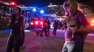 Fünf Tote am Flughafen Fort Lauderdale
