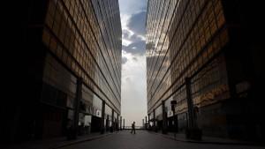 In China wächst die Angst vor einem Bankencrash