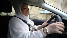 Vorfreude auf die Fahrerlaubnis