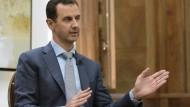 Vorwürfe über Massenhinrichtungen belasten Friedensgespräche