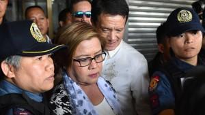 Prominente Duterte-Kritikerin verhaftet