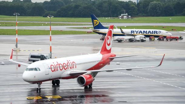 Mehr als zehn Interessenten für Air Berlin