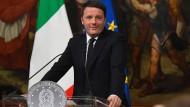 Europas Rechtspopulisten jubeln über Renzis Niederlage