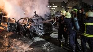 19 Tote und 30 Verletzte nach Geisterfahrt in Kairo