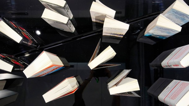 Was Bücher über unser Wohlbefinden aussagen