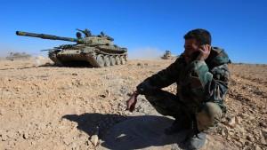 Frankreich erwägt Allianz mit Assads Streitkräften
