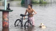 Hurrikan Hermine trifft Florida