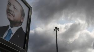 Türkische Opposition am Boden
