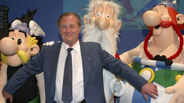 Asterix-Erfinder Uderzo ist tot