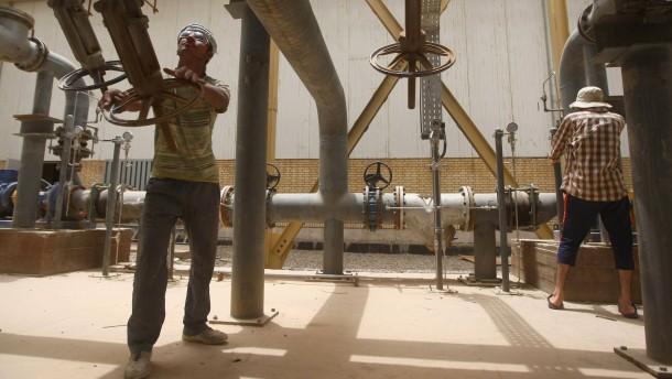 Siemens sichert sich erste Aufträge für Milliarden-Projekt im Irak