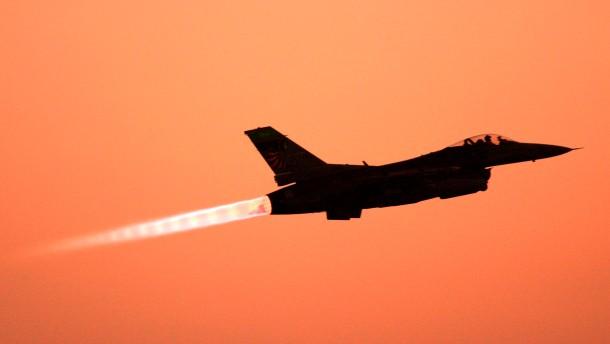 Washington will weiter Kampfflugzeuge ausliefern