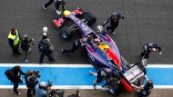 Formel 1 im Jahr 2014: Die Technik gleicht einer Raketenwissenschaft