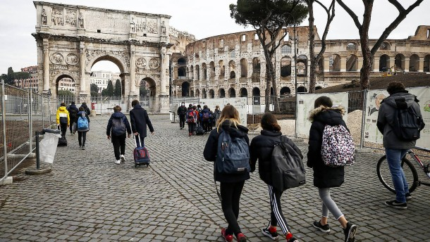 Italien lockert Corona-Maßnahmen