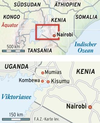 Malaria Kenia Karte.Seite 3 Malaria Ein Netz Wird Nicht Reichen