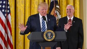 Trump will seine Steuererklärung doch nicht veröffentlichen
