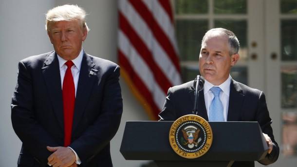 Richter stoppen Trump bei Methan-Emissionen