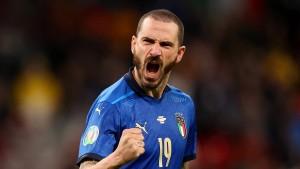 Verwirrung um Italiens Bonucci im EM-Halbfinale