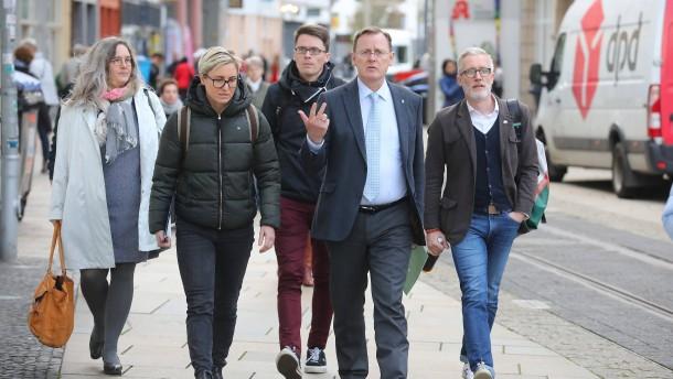 """""""Wie die SPD vor Hartz IV"""""""