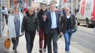 Schreckgespenster? Ramelow und führende Linke in Thüringen