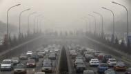 Wer Bilder wie dieses sieht, versteht, warum China so sehr auf Elektroautos setzt.